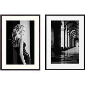 Набор из 2-х постеров Дом Корлеоне Коллаж Fashion №11 40х60 см 2 шт.