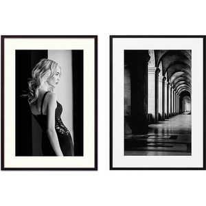 Набор из 2-х постеров Дом Корлеоне Коллаж Fashion №11 50х70 см 2 шт.