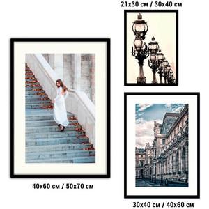 Набор из 3-х постеров Дом Корлеоне Коллаж Fashion №64 30х40 см 1 шт., 40х60 50х70 1шт.
