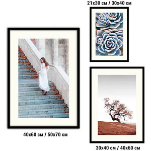 Набор из 3-х постеров Дом Корлеоне Коллаж Fashion №71 30х40 см 1 шт., 40х60 50х70 1шт.