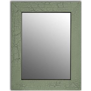 Настенное зеркало Дом Корлеоне Кракелюр Зеленый 65x80 см