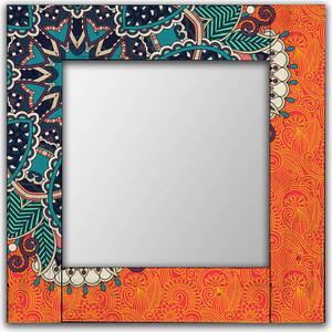 цена Настенное зеркало Дом Корлеоне Крозе 75x140 см