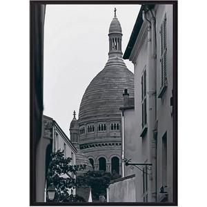 Постер в рамке Дом Корлеоне Купол Сакре-Кер 50x70 см