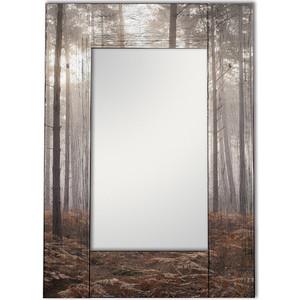 Настенное зеркало Дом Корлеоне Лесной туман 65x80 см
