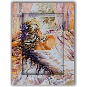 Картина с арт рамой Дом Корлеоне Летние грезы 70x90 см картина с арт рамой дом корлеоне ожидание 70x90 см