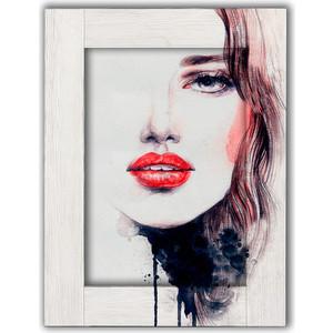 Картина с арт рамой Дом Корлеоне Лик девушки 70x90 см картина с арт рамой дом корлеоне ожидание 70x90 см