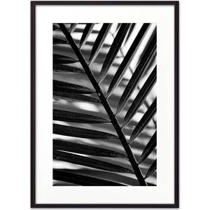 Постер в рамке Дом Корлеоне Лист пальмы 50x70 см