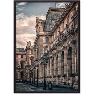Постер в рамке Дом Корлеоне Лувр 30x40 см цена 2017
