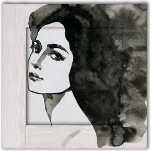 Картина с арт рамой Дом Корлеоне Мадлен 45x45 см фото