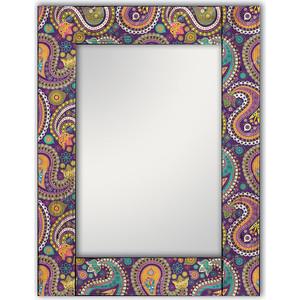 Настенное зеркало Дом Корлеоне Манарола 55x55 см фото