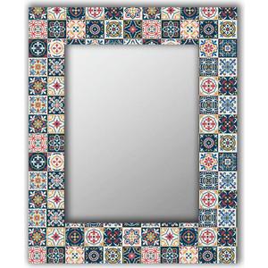 Настенное зеркало Дом Корлеоне Марокканская плитка 90x90 см марокканская глина 50 гр huilargan марокканская глина 50 гр