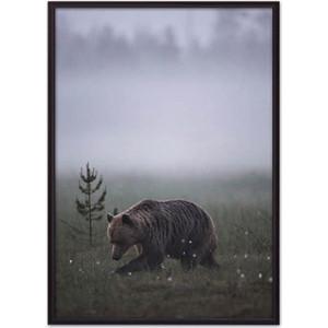 Постер в рамке Дом Корлеоне Медведь 40x60 см фото