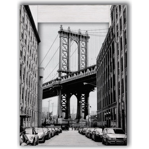 Картина с арт рамой Дом Корлеоне Мост Нью-Йорк 60x80 см зрительная труба veber snipe super 20 60x80 gr zoom
