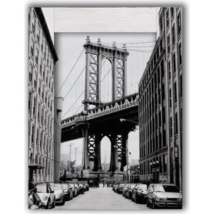 Картина с арт рамой Дом Корлеоне Мост Нью-Йорк 70x90 см