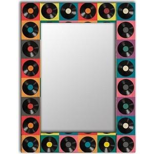 Фото - Настенное зеркало Дом Корлеоне Музыка 65x65 см музыка