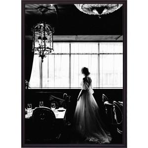 Постер в рамке Дом Корлеоне Невеста 30x40 см милберн м невеста в подарок