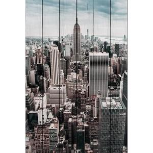 Картина на дереве Дом Корлеоне Нью Йорк 30x40 см фото