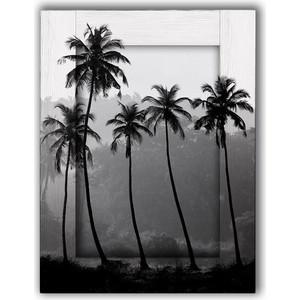 Картина с арт рамой Дом Корлеоне Пальмы 35x45 см