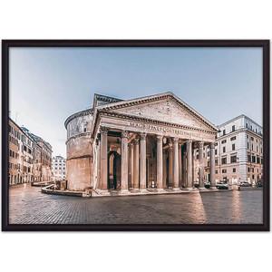 Постер в рамке Дом Корлеоне Пантеон Рим 50x70 см