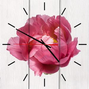 Настенные часы Дом Корлеоне Пион 40x40 см