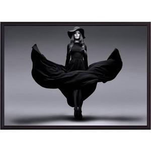 Постер в рамке Дом Корлеоне Платье в полете 50x70 см платье петербургский швейный дом платье