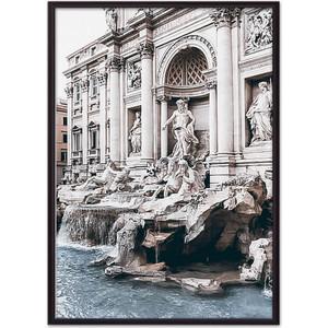Постер в рамке Дом Корлеоне Римские окна 30x40 см