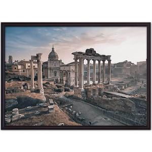 Постер в рамке Дом Корлеоне Римский Форум 30x40 см фото