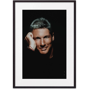 Постер в рамке Дом Корлеоне Ричард Гир 40x60 см