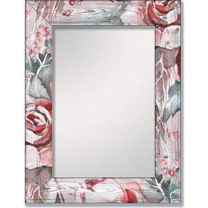 Настенное зеркало Дом Корлеоне Розы 75x110 см