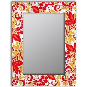 Настенное зеркало Дом Корлеоне Рябина 90x90 см
