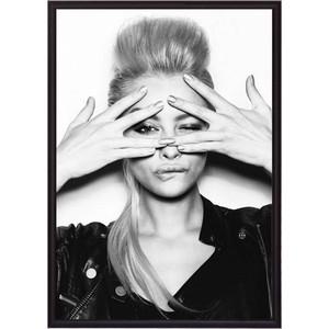 Постер в рамке Дом Корлеоне Сквозь пальцы 40x60 см фото
