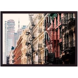 Постер в рамке Дом Корлеоне Сохо Нью-Йорк 30x40 см фото