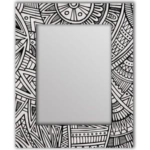 Настенное зеркало Дом Корлеоне Трайбл 50x65 см фото