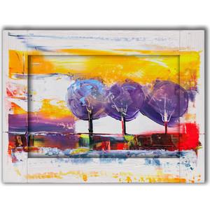 Картина с арт рамой Дом Корлеоне Три дерева 45x55 см