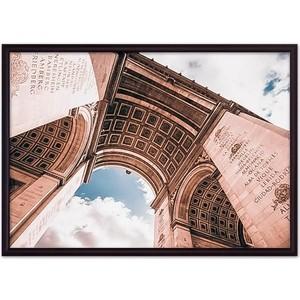 Постер в рамке Дом Корлеоне Триумфальная Арка 50x70 см арка grinda 422251