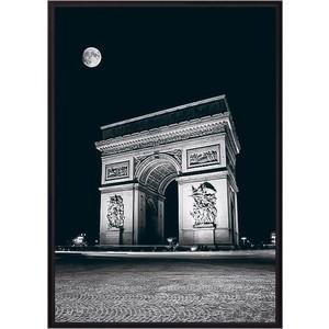 Постер в рамке Дом Корлеоне Триумфальная арка ночью 30x40 см арка palisad 69121