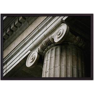 Фото - Постер в рамке Дом Корлеоне Фонтан Треви 30x40 см фонтан