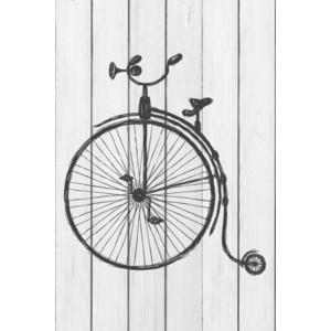 Картина на дереве Дом Корлеоне Цирковой велосипед 150x150 см