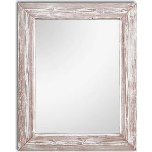 Настенное зеркало Дом Корлеоне Шебби Шик Розовый 55x55 см