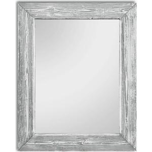 Настенное зеркало Дом Корлеоне Шебби Шик Серый 55x55 см