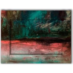 Картина с арт рамой Дом Корлеоне Шторм 35x45 см