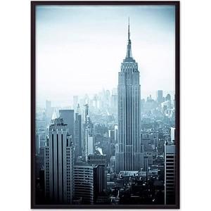 Постер в рамке Дом Корлеоне Эмпайр Стейт Билдинг 40x60 см