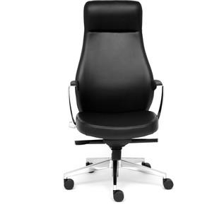 Кресло TetChair Prime искусственная кожа/микрофибра черный