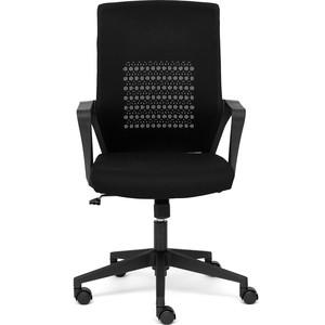 Кресло TetChair Galant ткань черный/черный