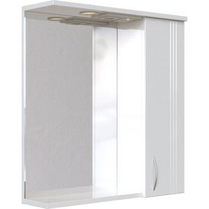 Зеркальный шкаф Sanstar Вольга 60 П белый (21.1-2.4.1.)
