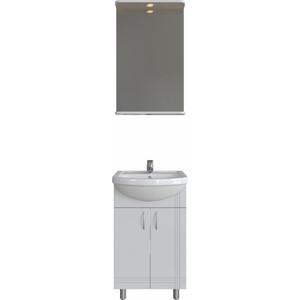 Мебель для ванной Sanstar Вольга 50 белая