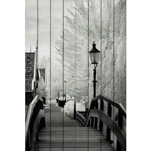 Картина на дереве Дом Корлеоне Лестница 01-0379-120х180