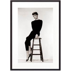 цена на Постер в рамке Дом Корлеоне Одри Хепберн 07-0469-21х30
