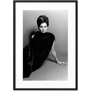 цена Постер в рамке Дом Корлеоне Софи Лорен 07-0517-30х40 онлайн в 2017 году