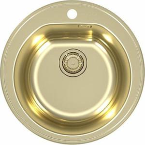 Мойка кухонная Alveus Monarch Form 30 золото (1070808)